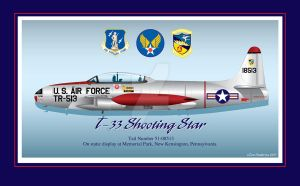 T33 Shooting Star by yankeedog