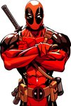 Deadpool by RodrigoBayeh