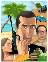 Dr. No by DixieKong86