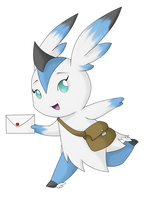 New Postal Pokemon by Twime777