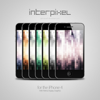 interpixel - iPhone 4 by salmanarif