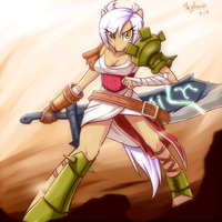 What is broken can be reforged! by SkyKain