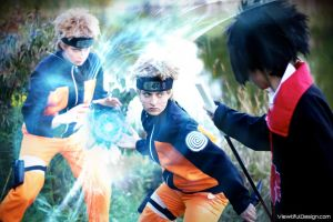 Naruto Uzumaki Cosplay by viewtifu1