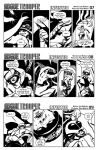 Rogue Trooper published strip episodes 7, 8, 9 by Paul-Moore