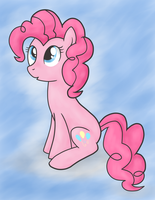 Pinkie Pie by ijustloveit619