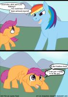 Just wanna be... by That-CrazyCat
