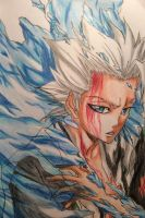 Toshiro Hitsugaya-Request by Drawmaster001