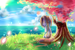MLP drifting serenade by AquaGalaxy