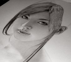 22nd Drawing 09 WIP3 by KLSADAKO