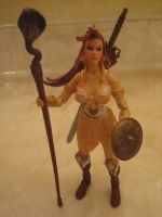 TEELA CAPTAIN OF THE GUARDS by efrece