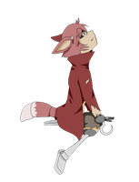 Human Foxy by Chaos55t