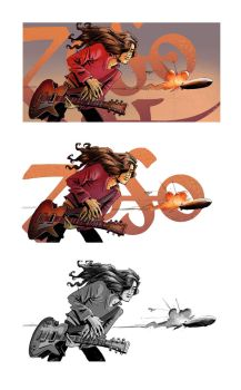Jimmy PageS by sumeyyekesgin