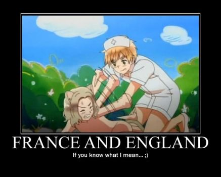 France and England by Nono1717