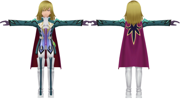 [Tales of Graces f] Richard B by PriChama