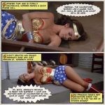Unhappy ending NEW ORIGINAL WONDER WOMAN 5 by oilcan75