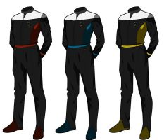 Star Trek Uniform Concept 1 by Corem