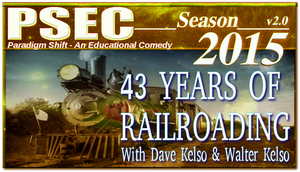 PSEC 2015 43 Years Of Railroading by paradigm-shifting