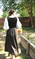 Tavern Wench Stock 5 by taylor-youth
