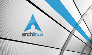arch gnu linux fan by ta-wan