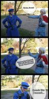 CSI: Hetalia by Haldthin-Cosplay