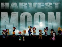 Harvest Moon: Lost by JwalkingPirates