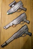 Contest Charger Pistols at 85% by LandgraveCustoms