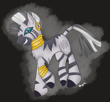 Zecora (alone) by CKittyKat98