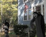 American Ghouls by WilliamJCovello