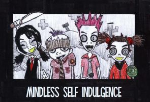 mindless self indulgence by lilEMOkid