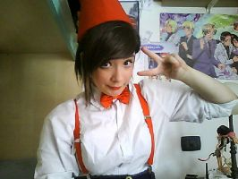 Doctor who- Female!Eleventh Doctor Cutie version(? by Artieukchan