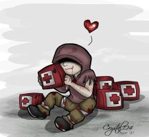 Request- Health Packs YAY by Crystal124