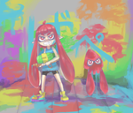 :: Splatoon :: by Papetona