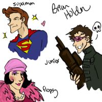 Request: Brian Holden by sarasprinkles