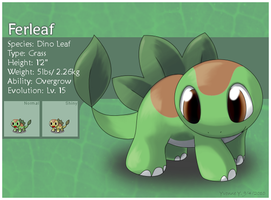 The Ferleaf by princess-phoenix