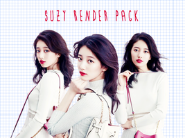 Pack PNG #15 Suzy (Miss A) by XieraaaPark