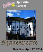 April 2014 Contest: Shakespeare by Asatira