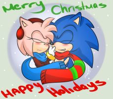 ~Merry Christmas~Happy Holidays~ by SonicForTheWin2