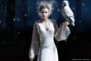 The Snow Queen by Lyndseyh