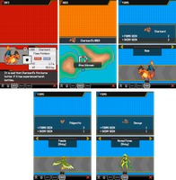 Pokemon Essentials BW V3 - Dex Entry by KleinStudio