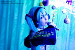 This is our song by Hitomi-Cosplay