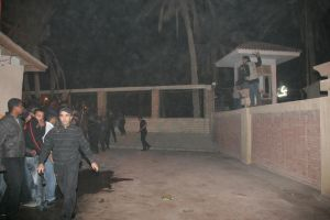 Aid convoy attacked Egypt 33 by ademmm