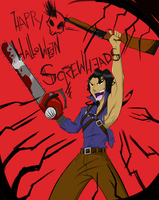 Happy Halloween screwheads!! by PROtypeM3X
