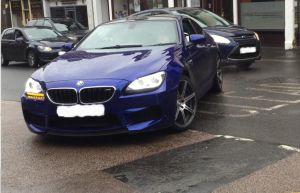 My neighbour's M6 by Car-lover33
