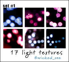 lighttextures for icons by wickedjess