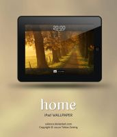 wallpaper home ipad by ssilence
