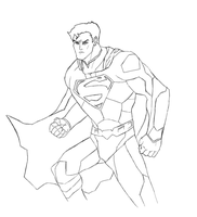 Day 20-Superman 3 by Dan21Almeida95