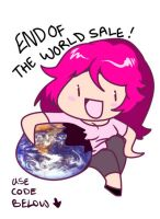 End of the world sale by zambicandy