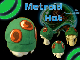 Hat - Metroid by Piranha2021