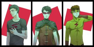 young heroes by twitchhhhh