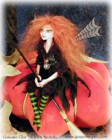'Bewitch' Little Witch Faerie by GossamerGlen